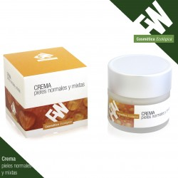 Crema Pieles Normal-Mixta
